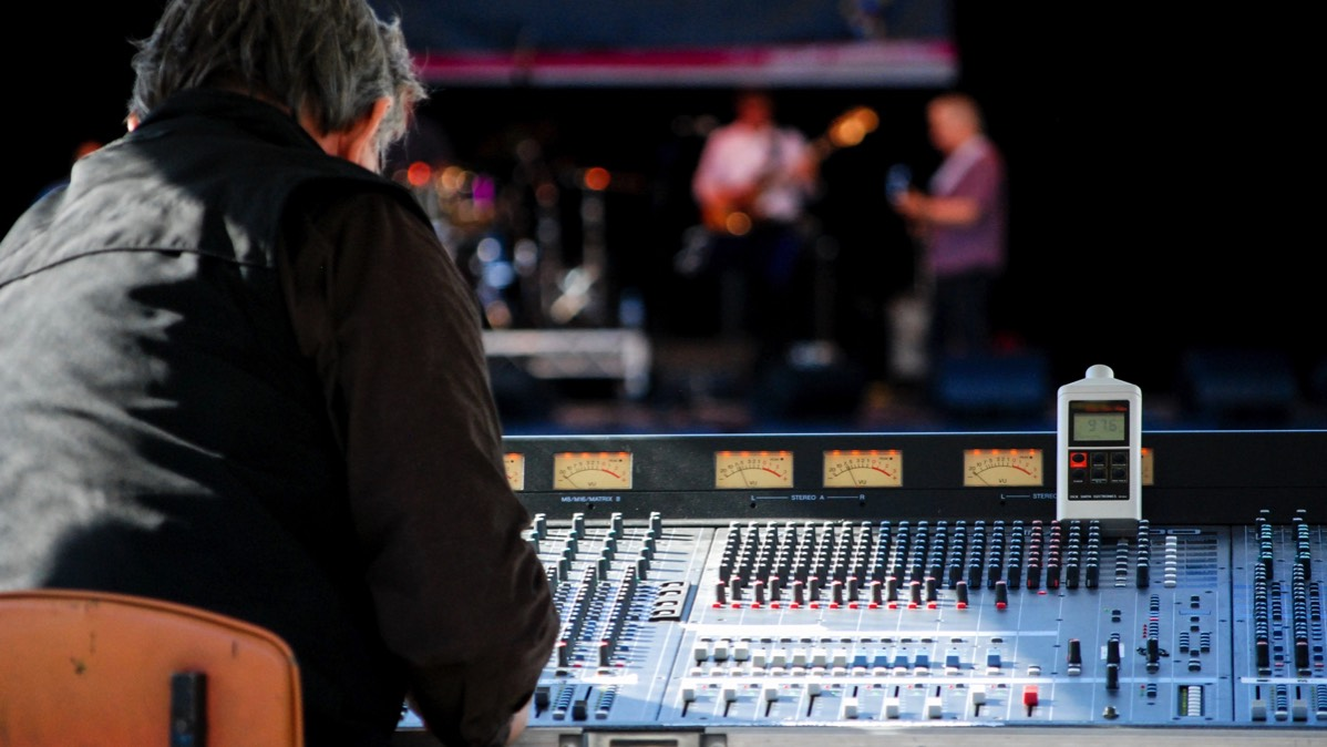 sound engineer course