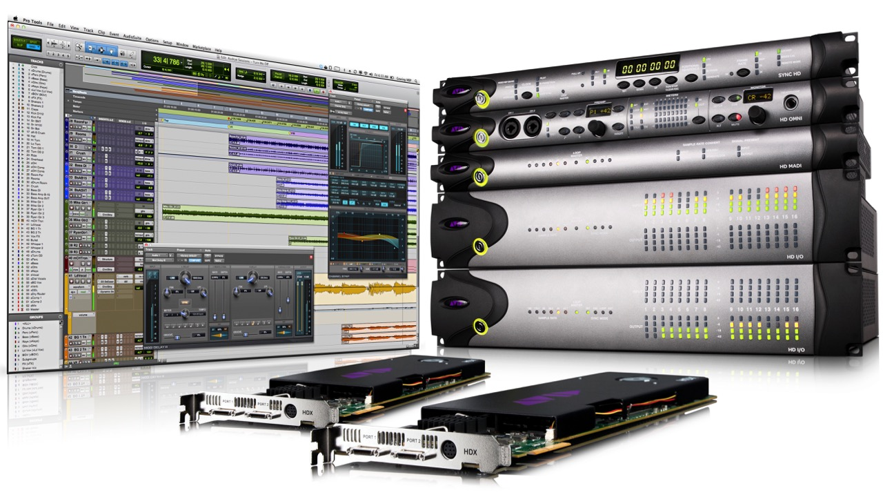 Pro-Tools Training | Sound Engineering Courses