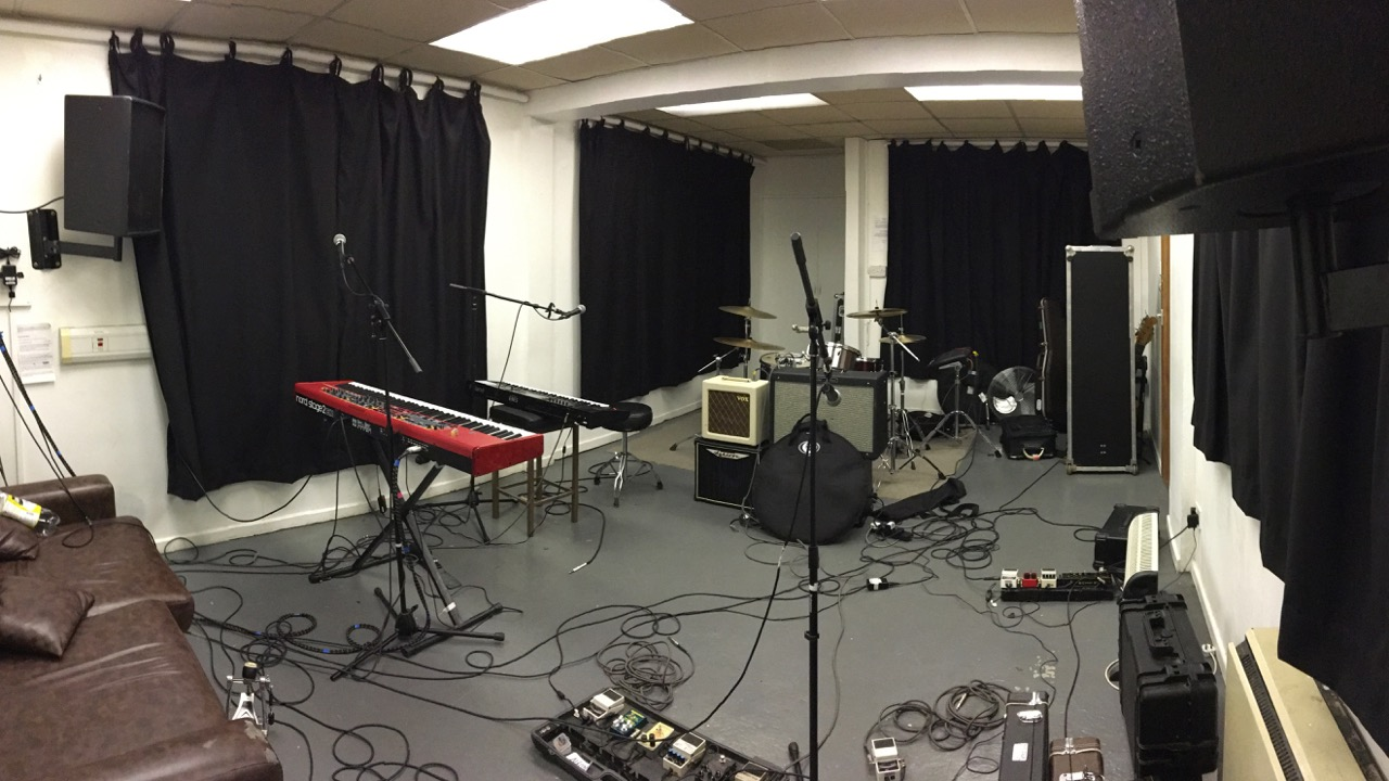Stroud Rehearsal Rooms
