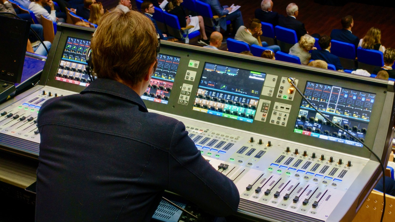 4 Day Pro Live Sound Course