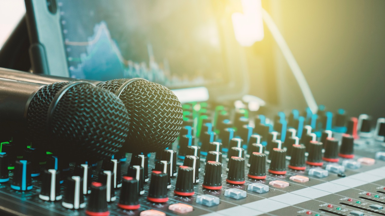One to One Sound Engineer Training